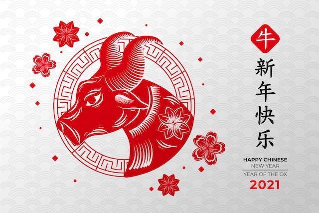Kinesiskt horoskop 2021 oxens år